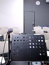 音響・照明:ライブや発表会で大活躍です